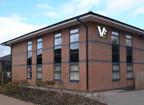 V:KIT Ltd building in Congleton, Cheshire